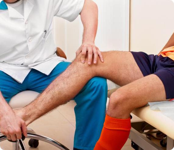 Лікування спортивних травм